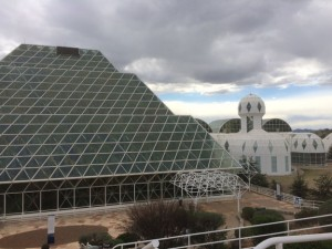 biosphere 2 Scialog meeting 2015